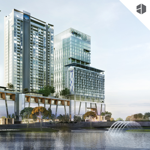 UM City Medini Lakeside