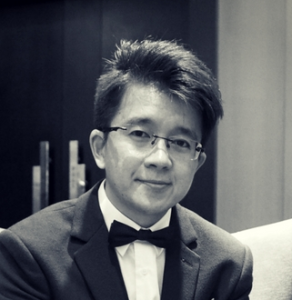 Portrait of Artus Ong - the founder of 3D technology visualization company in Malaysia MY3DVISION