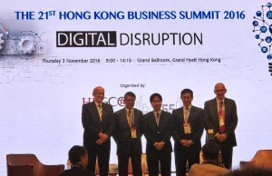 the 21st Hong Kong Business Summit 2016